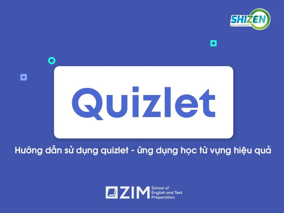 App học tiếng Nhật - Quizlet
