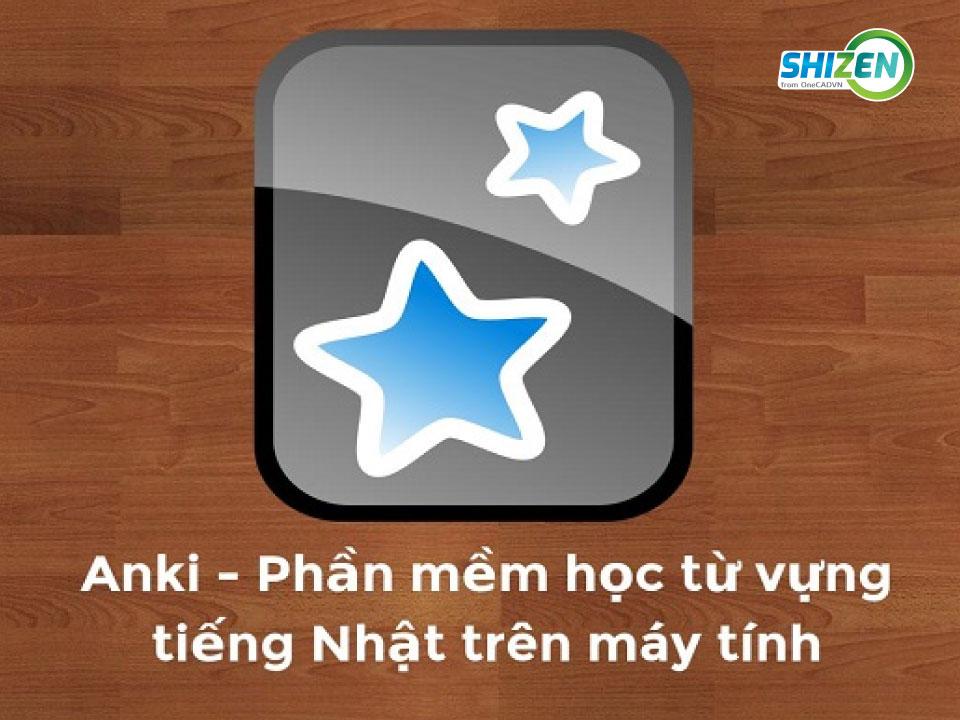 App học tiếng Nhật Anki
