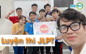 Luyện thi JLPT uy tín