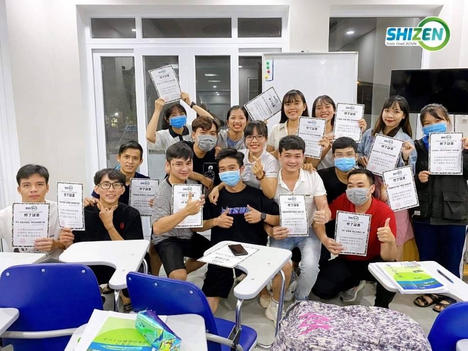 Lớp học luyện thi JLPT tại Shizen