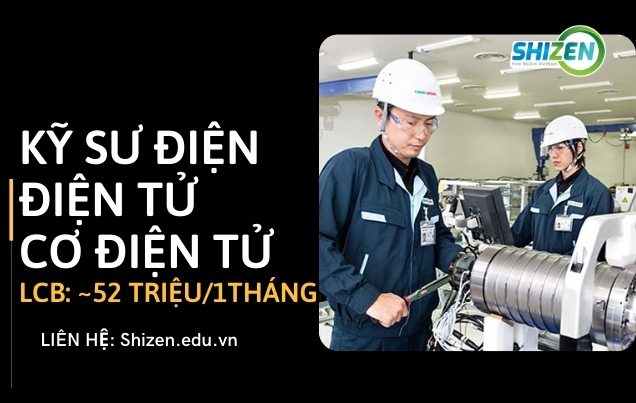 Đơn hàng kỹ sư điện
