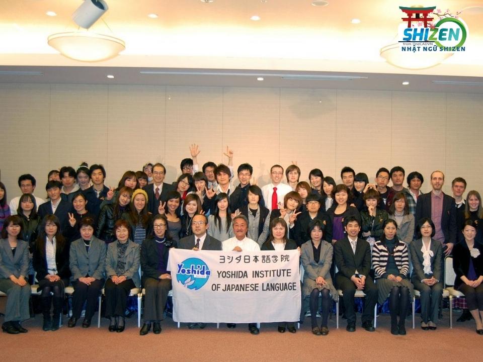Trường Nhật ngữ Yoshida