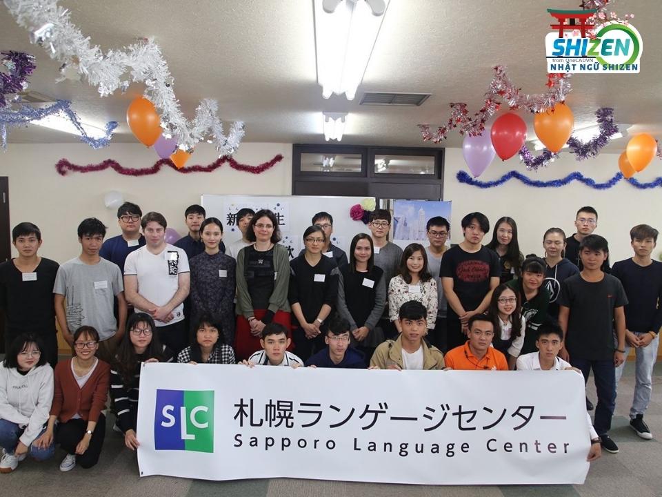 Trường Nhật ngữ quốc tế Saporo