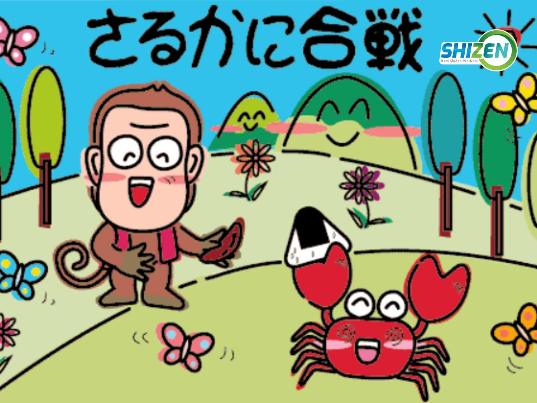 Truyện cổ tích Nhật Bản Sarukani
