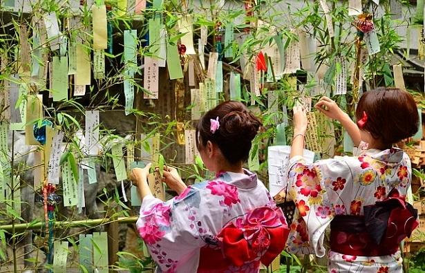 lễ thất tịch tại Nhật
