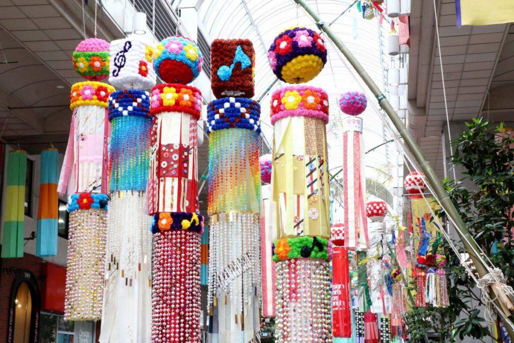 lễ hội sendai tanabana
